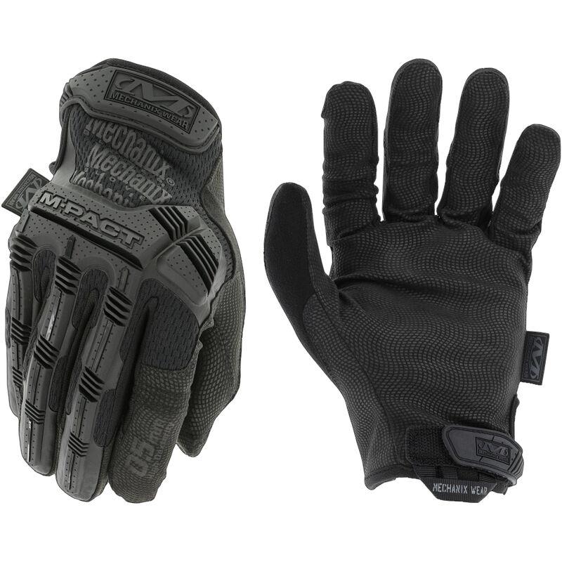 Mechanix Wear M-Pact 0.5mm Covert Gloves Size Medium Synthetic Black