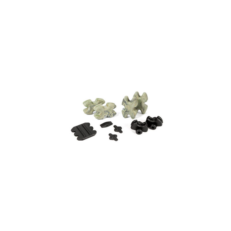 LimbSaver TwistLox Split Limb Crossbow Silencing Kit Camo and Black