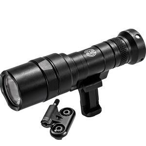 SureFire Mini Scout Light Pro Weaponlight White LED 500 Lumens 123A Battery M-Lok Picatinny Mount Aluminum Black