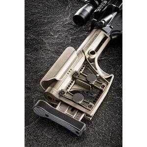 Luth-AR MBA-1 AR-15/.308 AR Adjustable Rifle Buttstock Polymer Dark Earth MBA-1F
