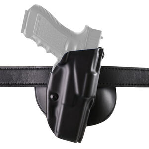 Safariland 6378 ALS Paddle Holster For GLOCK 19/23/36 Right Hand STX Plain Finish Black