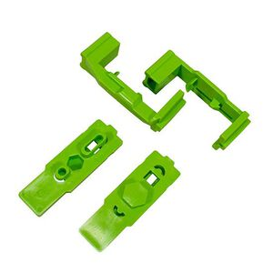 Hexmag HexID AR-10/.308 Mag Color Identification System Green 2 Pack HXID2-SR25-GRN