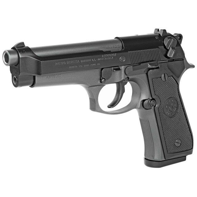 Beretta 92FS 9mm Luger Semi Auto Pistol 4.9