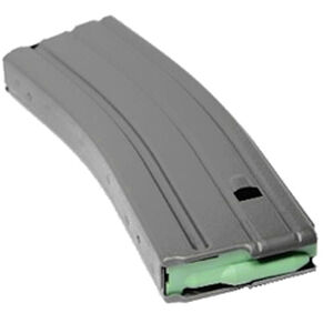 Colt Sporter AR-15 Magazine .223 Remington/5.56 NATO 30 Rounds Black Finish