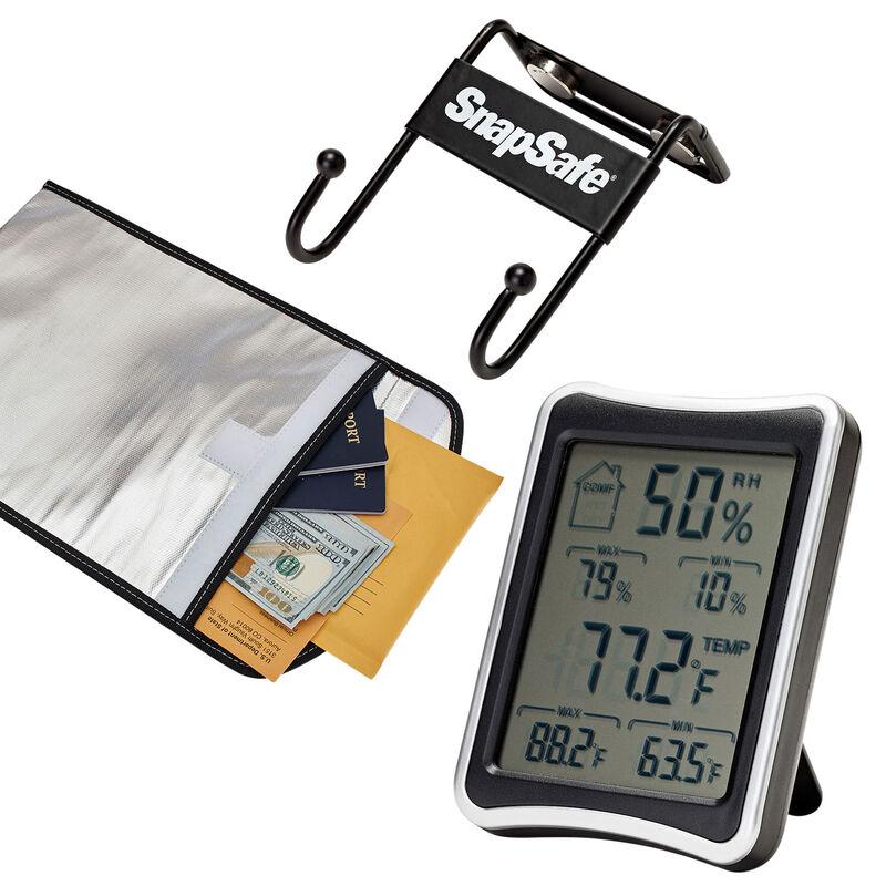 SnapSafe® Safe Accessory Pack