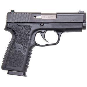 "Kahr P9 Semi Auto Pistol 9mm Luger 3.6"" Barrel 7 Rounds Polymer Frame Black Stainless Slide Finish KP9094NA"