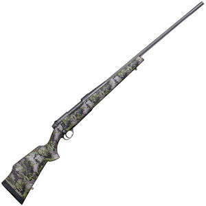 "Weatherby Mark V Altitude 300 Wby Mag Bolt Action Rifle 28"" Barrel with Accubrake 3 Rounds Kryptek Altitude Camo Carbon Fiber Stock Tungsten Cerakote Finish"