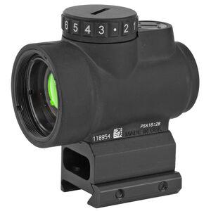 Trijicon MRO Miniature Rifle Optic 2 MOA Adjustable Red Dot Sight Full Co-Witness Mount