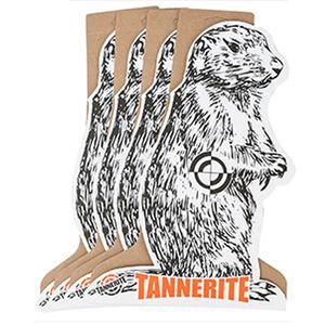 Tannerite Prairie Dog Target Cardboard 4 pack
