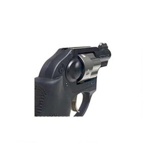 XS Sight Systems Tritium Front Sight Standard Dot Ruger LCR .38/.357 Green Tritium Front Matte Black