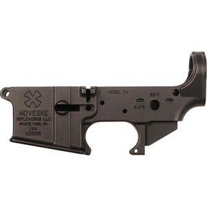 Noveske Gen 1 N4 AR-15 Stripped Lower Receiver Forged Aluminum Anodized Black
