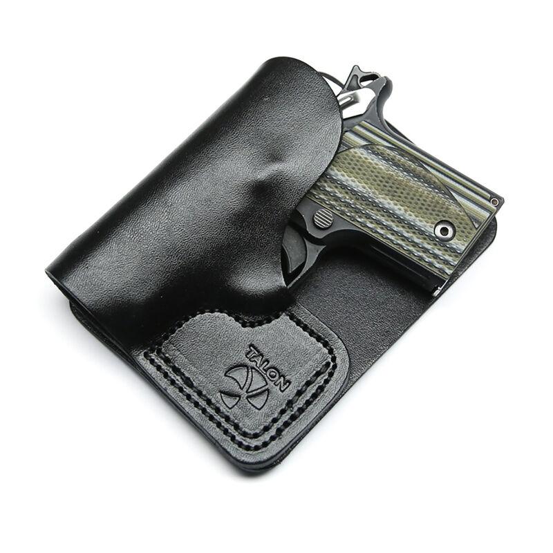 Talon Training Sig Sauer P238 Wallet Holster Black Right Hand No Laser