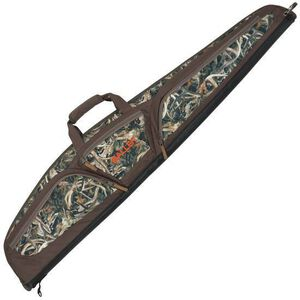 "Allen Company BONZ Scoped Rifle Case 48"" Long 2 Accessory Pockets Synthetic Endura Fabric BONZ Camo 687-48"