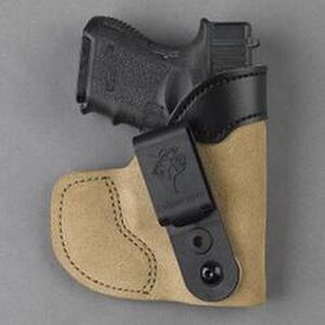 DeSantis Gunhide Pocket-Tuk Pocket/IWB Holster Colt Mustang/SIG P238 Right Hand Leather Natural 111NAP6Z0