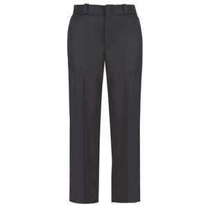 Elbeco TEXTROP2 Women's 4 Pocket Pants Size 6 Unhemmed Polyester Serge Weave Midnight Navy
