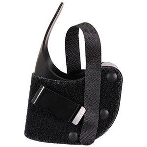 Benchmaster Concealed Carry Revolver Belt Holster Multi-fit Black