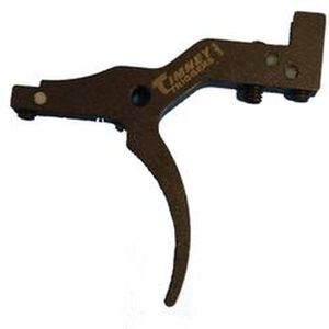 Timney Trigger for Savage Accutrigger Adjustable from 1.5 LBS to 4 LBS Steel Black 638