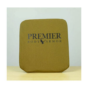 "Premier Body Armor Vertx EDC Essential 2.0 Backpack Panel 9.75""x10.75"" Level IIIA Tan"