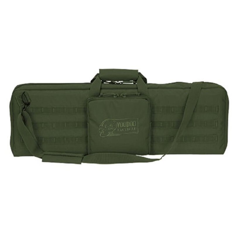 """Voodoo Tactical 30"""" Single Weapons Case OD Green 15-016904000"""