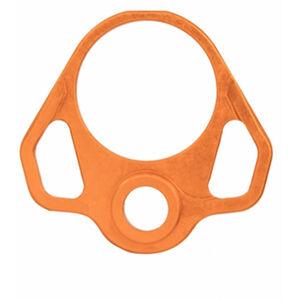 ODIN Works Pistol Buffer Tube Back Plate Orange ACC-PBT-PLATE-OR