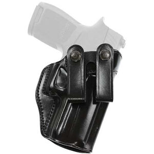Galco Summer Comfort Smith & Wesson M&P/M&P 2.0 and M&P 2.0 Compact Inside Waistband Holster Right Hand Leather Black