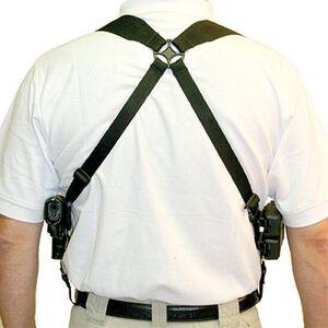 BLACKHAWK! CQC SERPA Shoulder Harness Right Hand Large Black