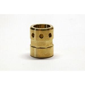 "LongShot Mini-Brake 1/2""-28 for Hi-Point 3895TS & 995TS w/ Threaded Muzzle Polished Brass"