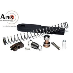 Apex Tactical Specialties S&W M&P Competition Action Enhancement Kit, AEK, Drop in Trigger Job for your M&P9 or M&P40 Pistol