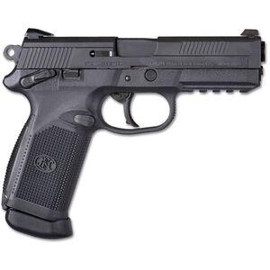 "FN FNX-45 Semi Auto Pistol .45 ACP 4.5"" Barrel 10 Rounds Black"