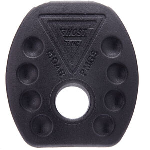 Ghost Inc. Mother Of All Baseplates For Magpul PMAGS 45 and 10 mm  GLOCK Magazines Polymer Black 4 Pack