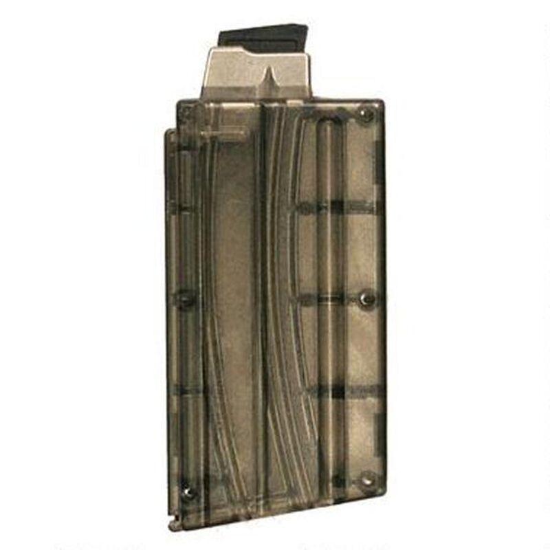 2A Armament AR-15 .22 Long Rifle Magazine 10 Rounds Steel Feed Lips Polymer Construction Smoke Finish