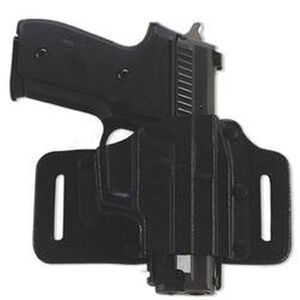 Galco Tacslide SIG Sauer P220/P220R/P220R Carry/P226/P226R/P228/P229 Belt Holster Right Hand Kydex/Leather Black TS248B