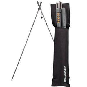 Champion Folding Shooting Stick Gun Rest, Polymer, Black