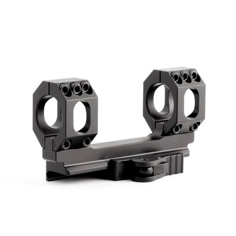 """American Defense Manufacturing Scout S 1"""" Scope Mount with QD Lever 6061 T6 Aluminum Black AD-SCOUT-S-1"""