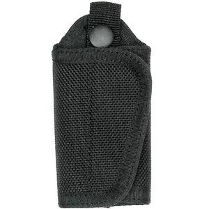 Aker Leather ATAC Silent Key Holder Nylon Black