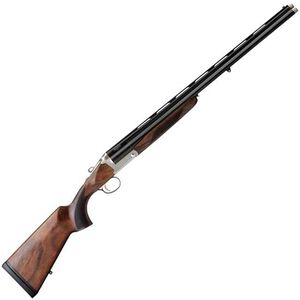 "Charles Daly Triple Crown .410 Bore Triple Barrel Break Action Shotgun 26"" Barrels 3"" Chambers 3 Rounds Extractor Walnut Stock Matte Blued"