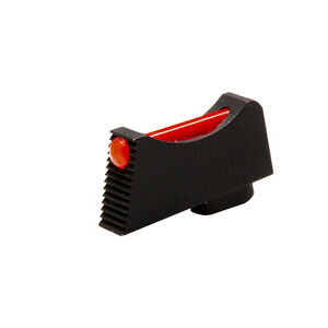 Vickers Elite Snag Free Front Sight for Glock Red Fiber Optic .245""