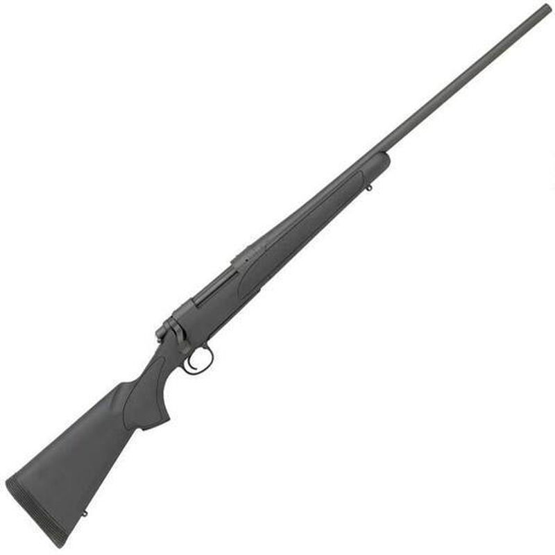 "Remington Model 700 SPS Bolt Action Rifle 6.5 Creedmoor 24"" Barrel 4 Rounds Black Synthetic Stock Blued Finish"