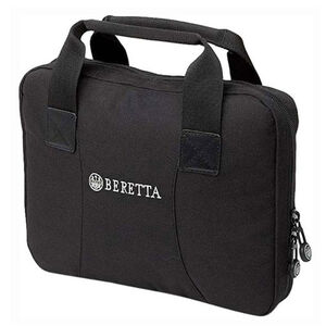 "Beretta Tactical Soft Pistol Case 10"" Padded Nylon Black"