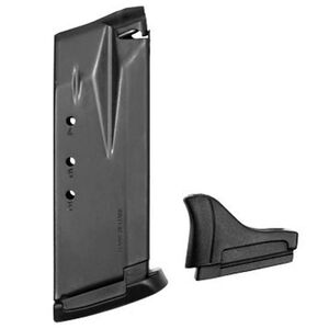 Ruger SR40C 9 Round Mag w/Extended Base .40 S&W Black