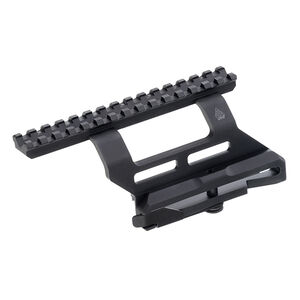 UTG AK-47 Quick Detach Side Scope Mount For M70 N-PAP Aluminum Black