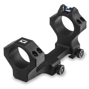 Steiner T-Series One Piece AR Scope Mount 30mm Extra High Height 0MOA Picatinny Mount Aluminum Black 5970