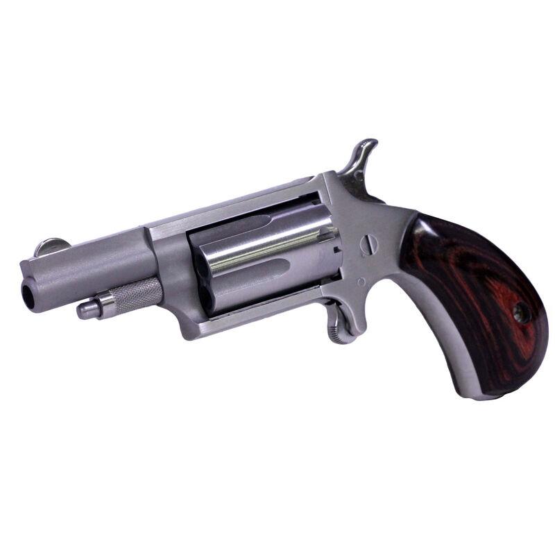 "NAA Mini Revolver 22 WMR/22 LR 1.625"" Barrel 5 Rounds"