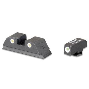 AmeriGlo GLOCK 30-36 Night Sight Set Green/Yellow GL121