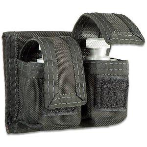 Double Speedloader Case Cordura Nylon Black