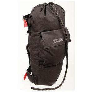 BLACKHAWK! Enhanced Tactical Rope Bag Nylon Black 20TR03BK