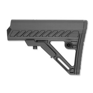 Leapers UTG AR-15 PRO Model 4 Ops Ready S2 Stock Mil-Spec Polymer Black