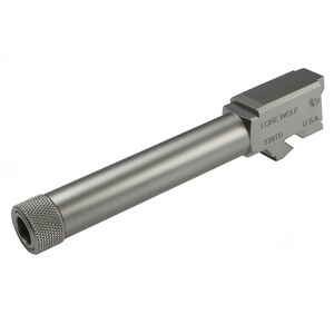 Lone Wolf GLOCK 23/32 Conversion Barrel 9mm Luger Threaded 1/2x28 Stainless LWD-239TH