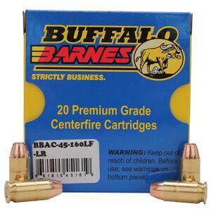 Buffalo Bore .45 ACP 160 Grain TAC-XP HP 20 Round Box