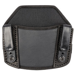 Tagua Weightless 4-in-1 Black Nylon/Ecoleather IWB Small Autos Right Hand Black